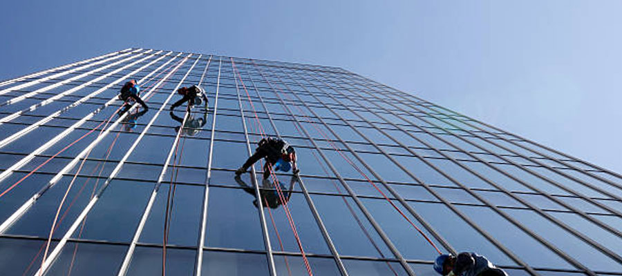 Glass & Window Cleaning
